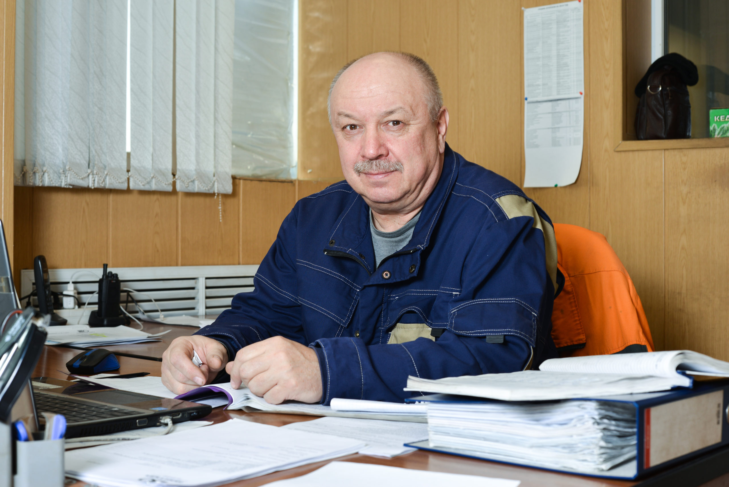 Кузьминых Василий Иванович (Начальник заготовительного производства)