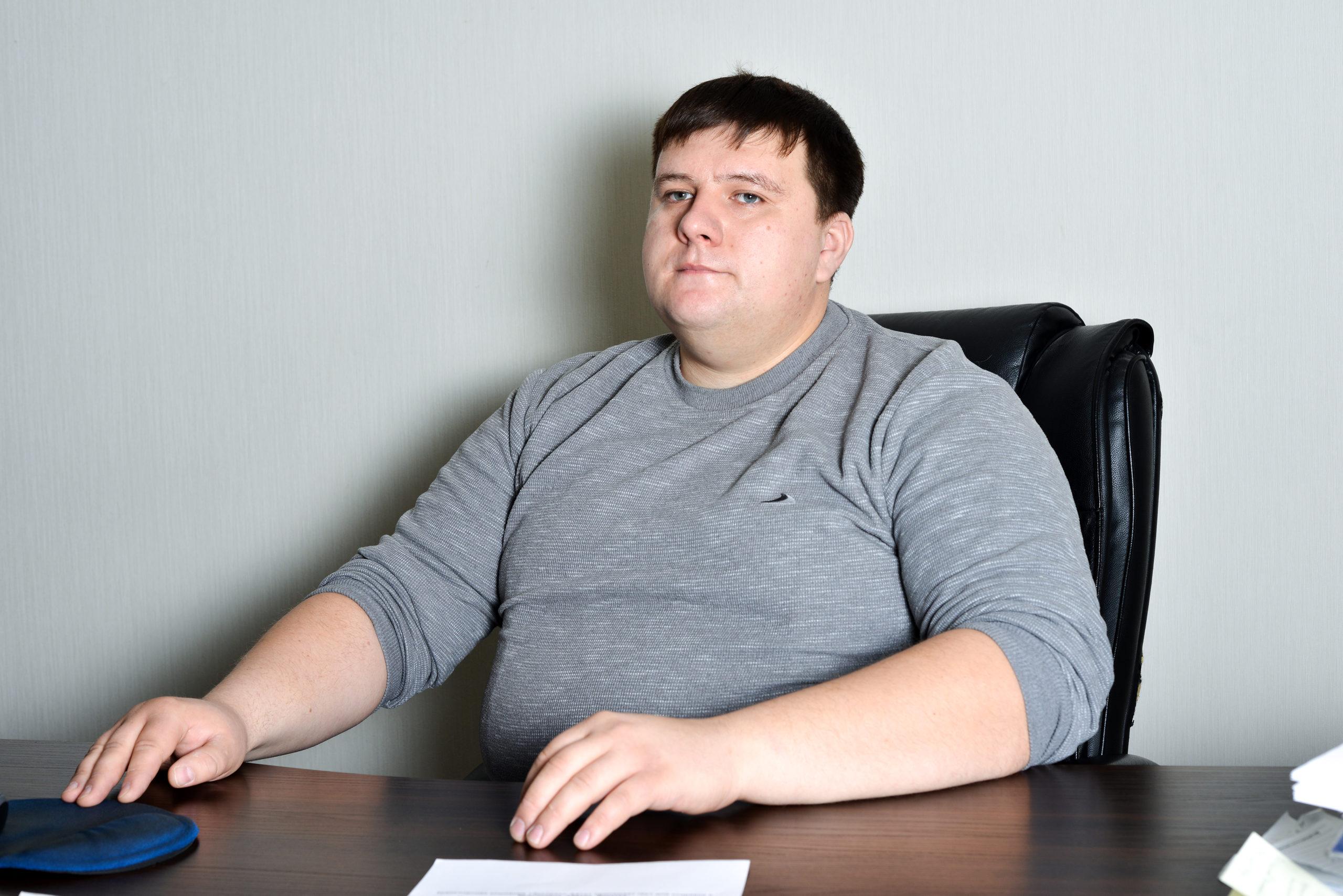Дергачев Александр Сергеевич (Менеджер по сбыту продукции)