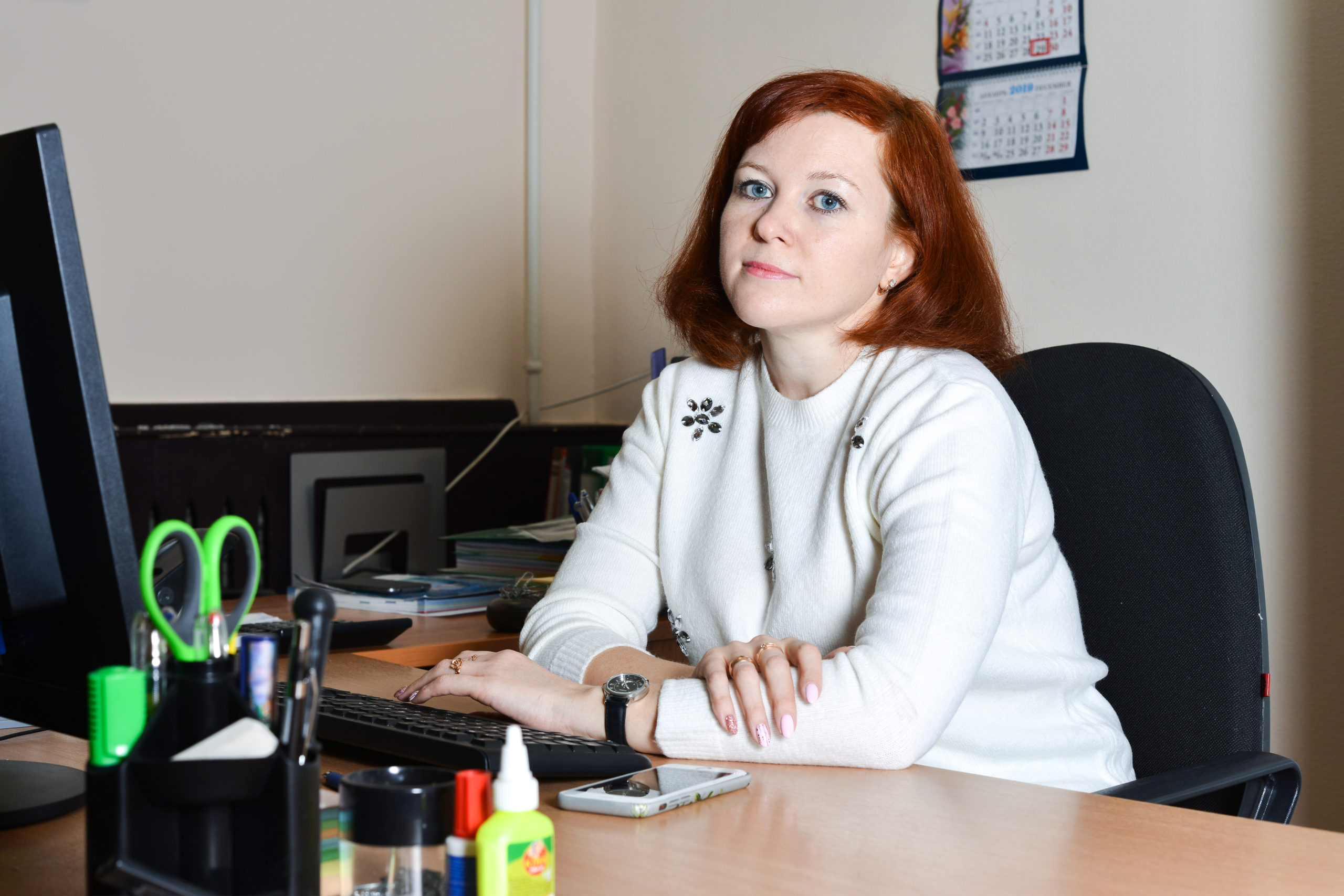 Шанских Евгения Валерьевна (Специалист по кадрам)