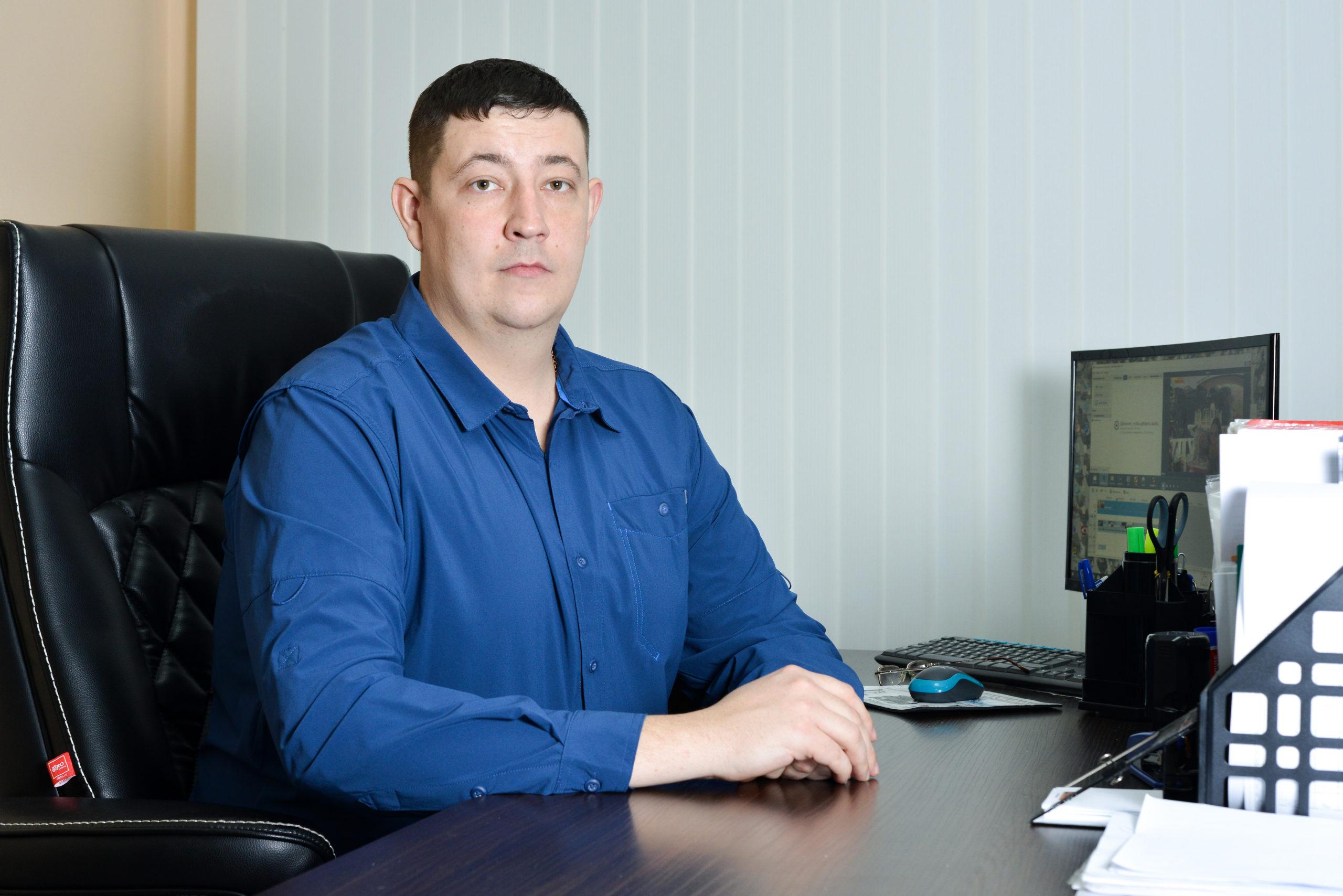 Александров Александр Александрович (Технический директор)