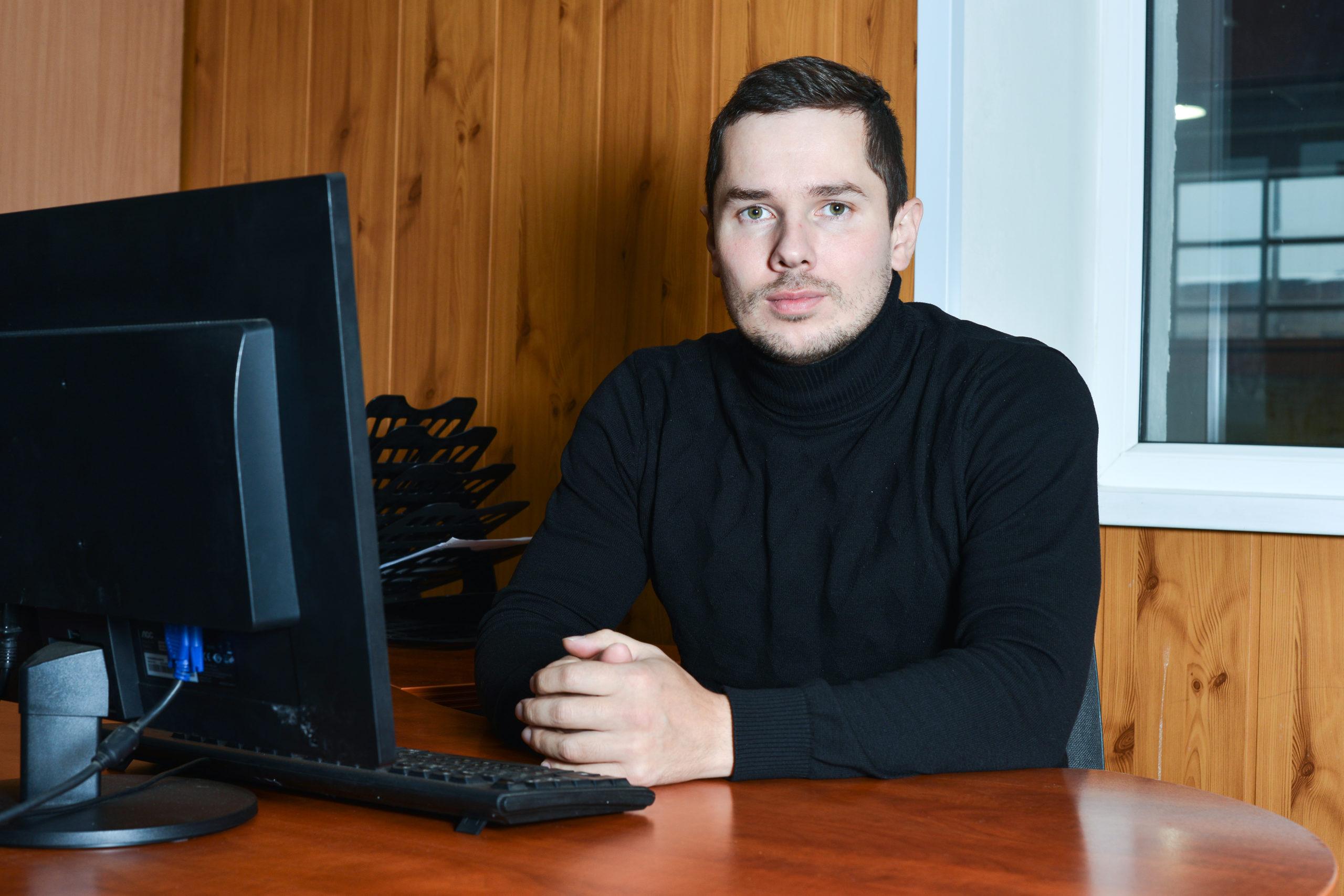 Петров Станислав Викторович (Заместитель директора по механо-сборочному производству)