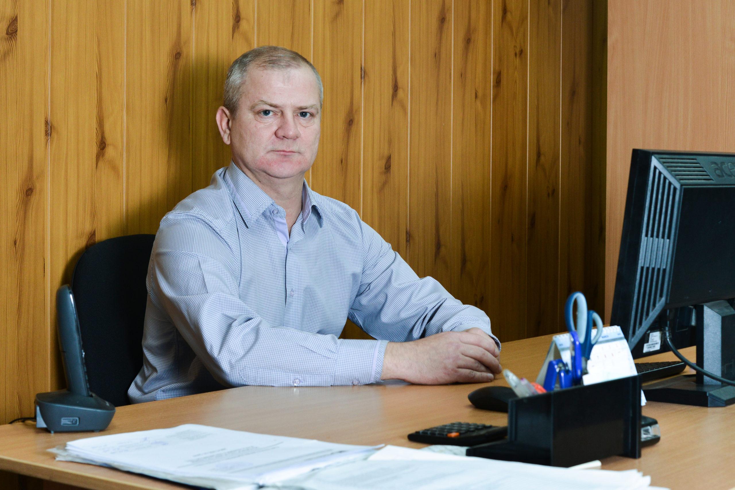 Тагильцев Сергей Валентинович (Начальник производства )