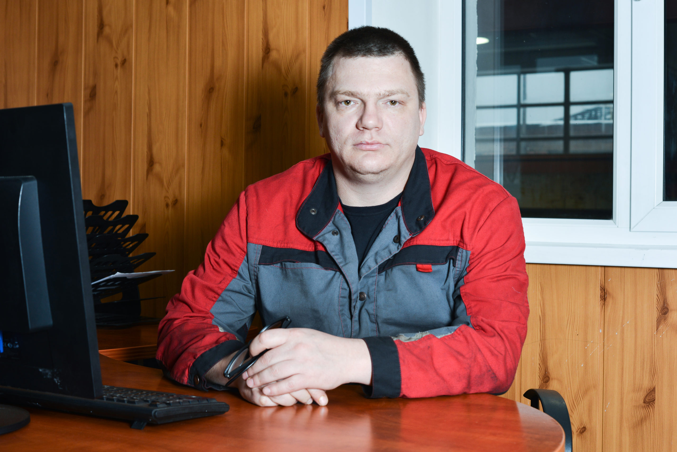 Микрюков Евгений Борисович (Начальник смены)
