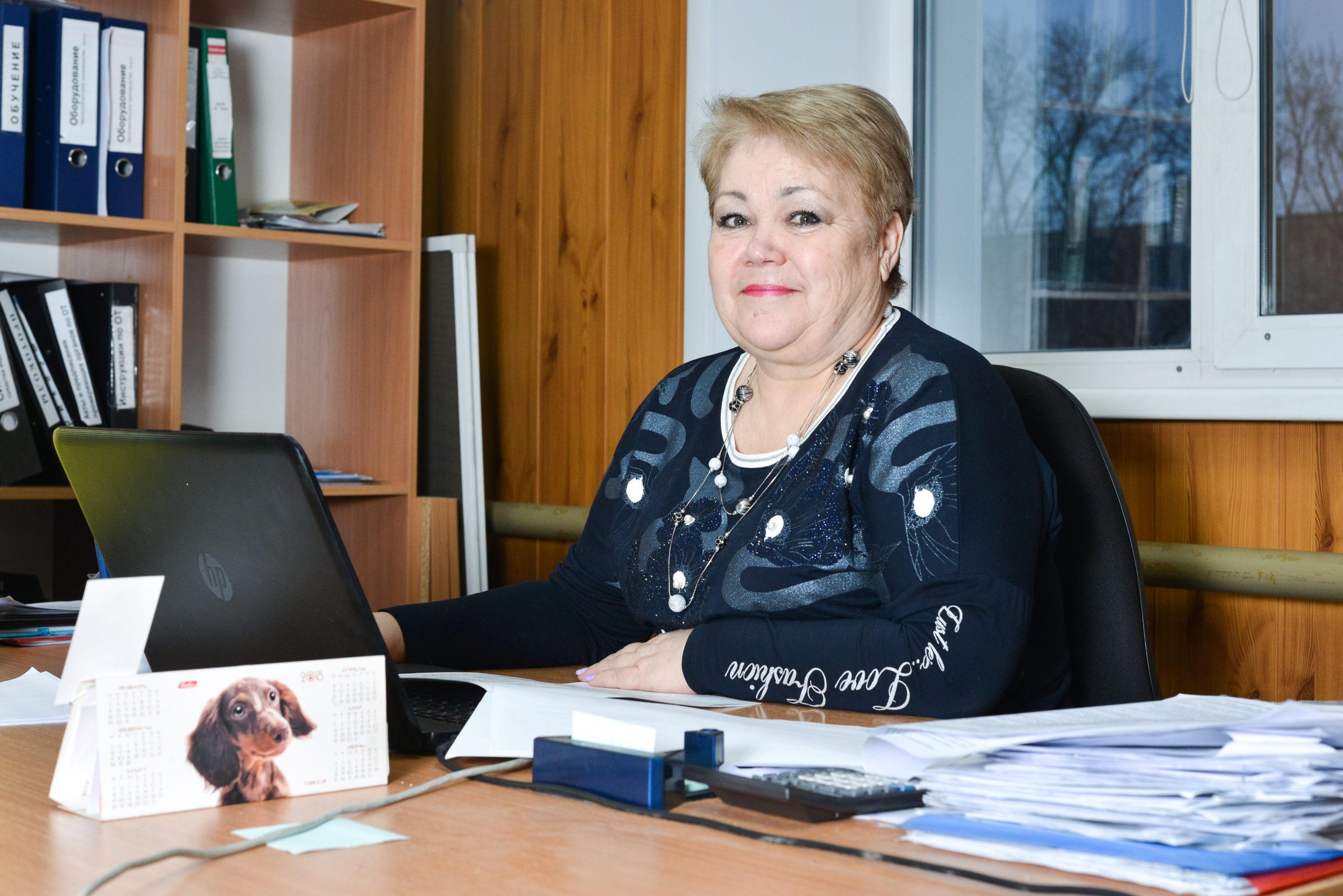 Нигаматуллина Маргарита Александровна (Специалист по охране труда)