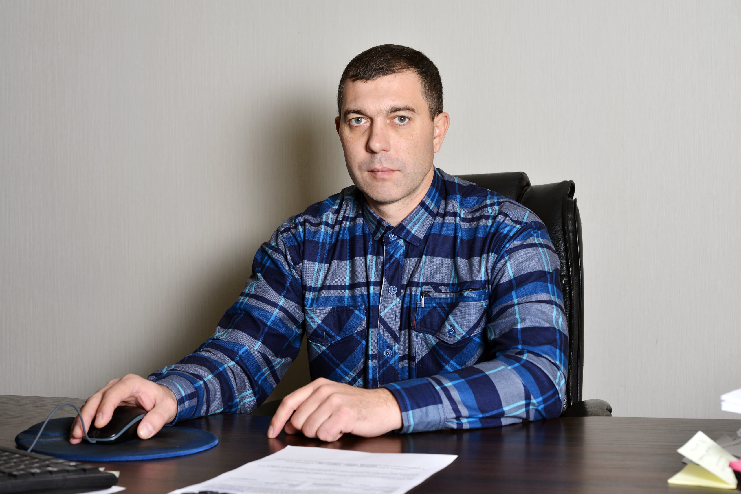 Ковдов Максим Владимирович (Менеджер по сбыту продукции)