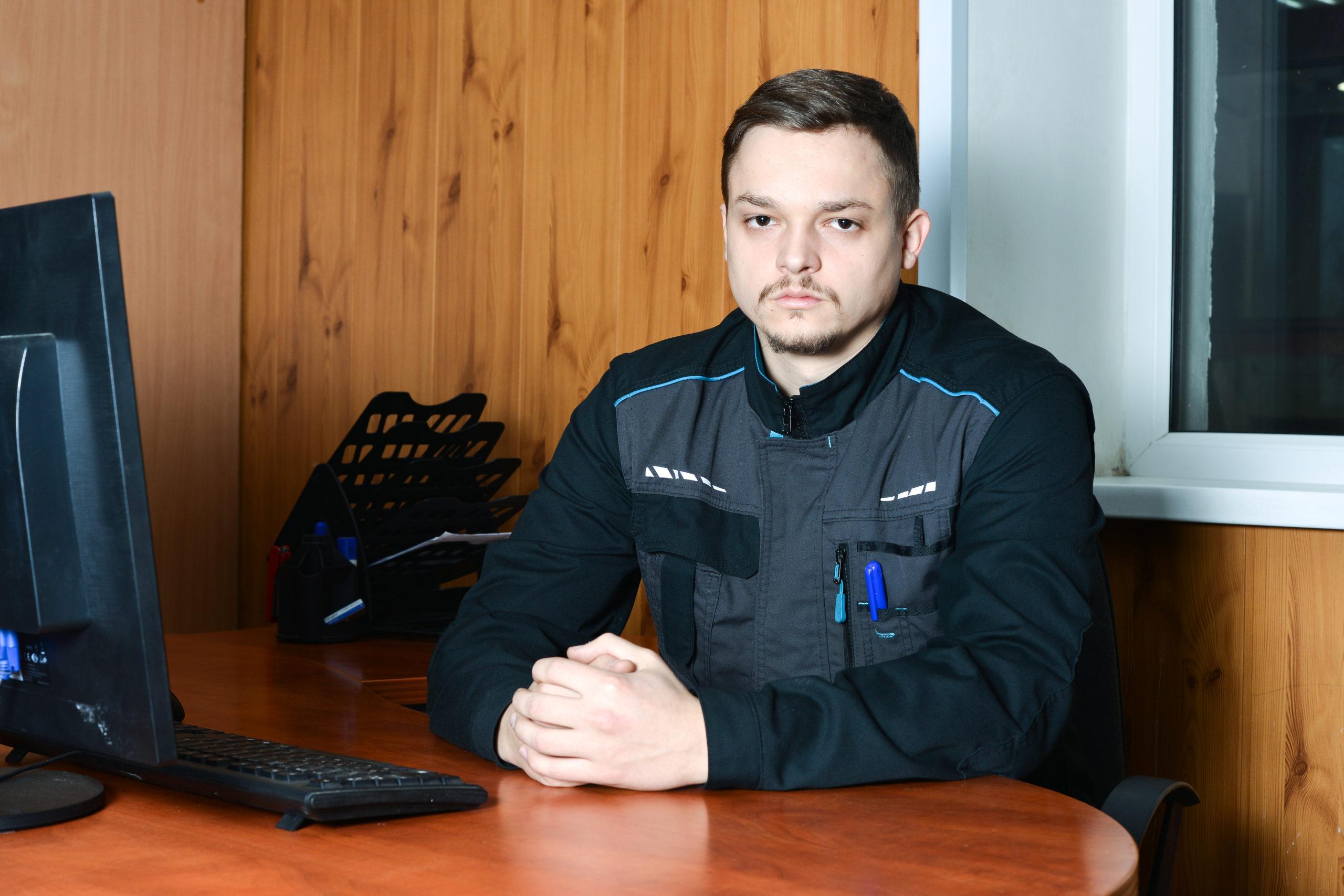 Раков Сергей Анатольевич (Начальник смены)