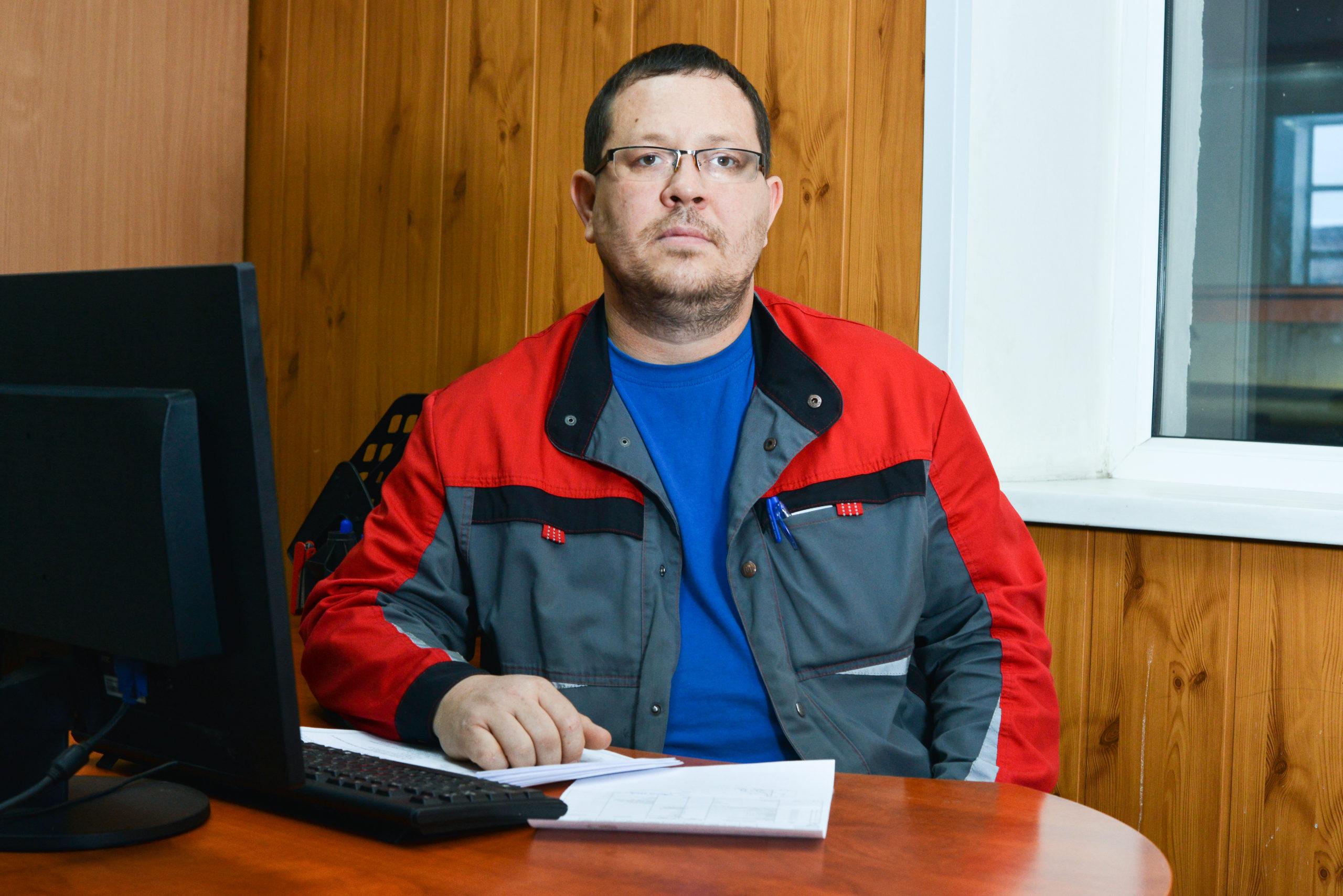 Родионов Рустам Викторович (Начальник смены)